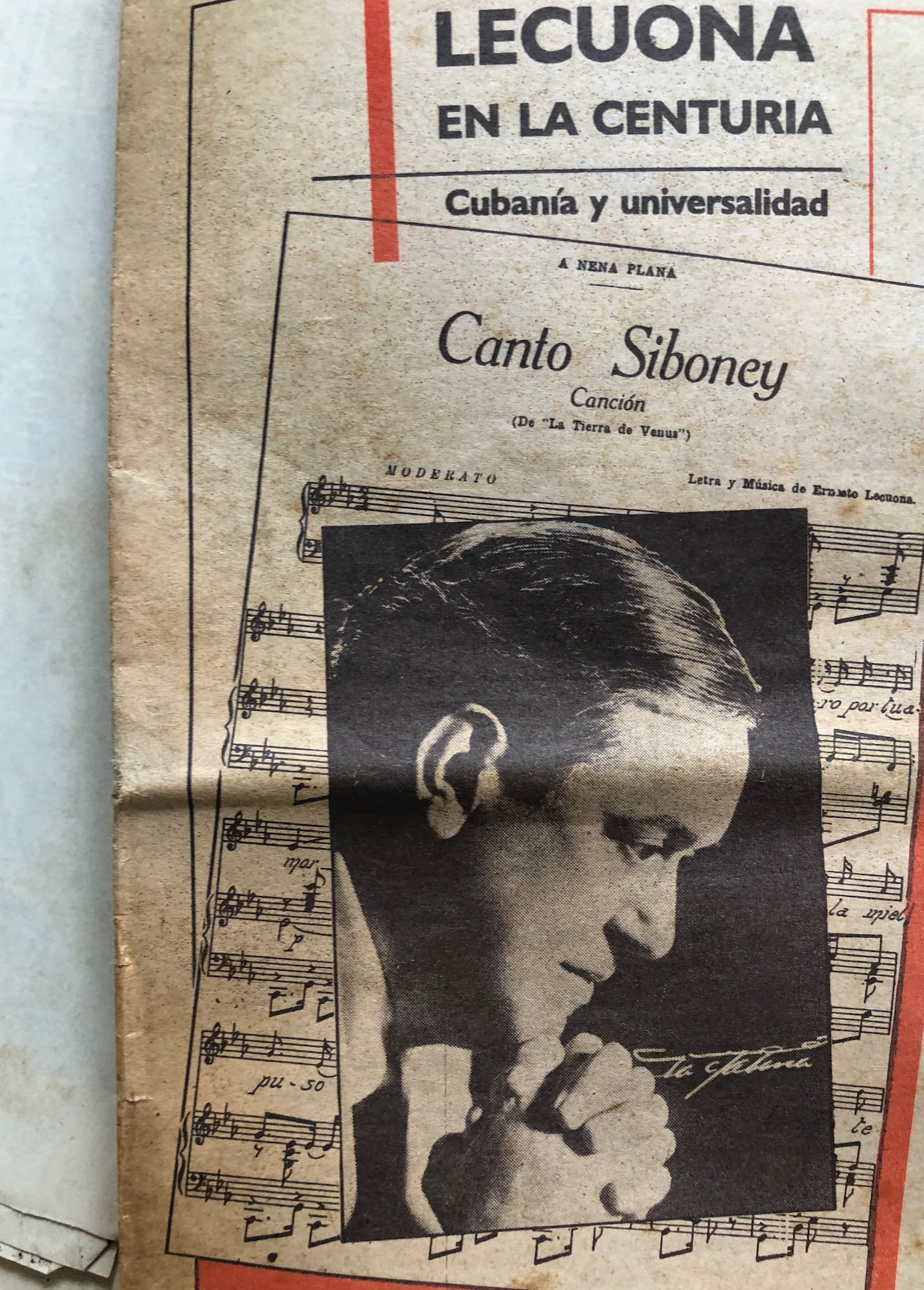 Siboney - Written by Ernesto Lecuona